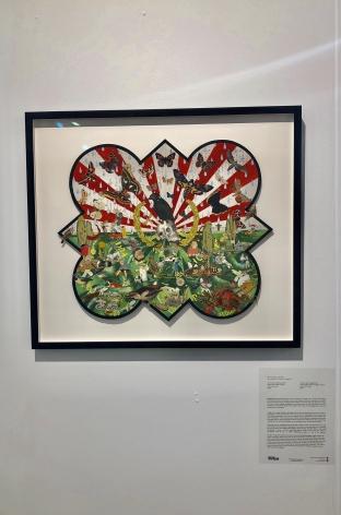PULSE Contemporary Art FairDecember 7-10, 2017BOOTH N-201