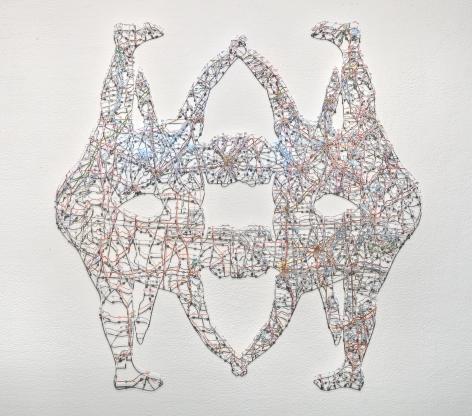 NIKKI ROSATO Untitled (Object) IX, 2017