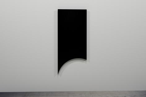 LORI COZEN-GELLER, Learning Curve, black, 2021