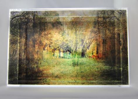 ROSEMARY SCOTT-FISHBURN Garden of Verses, 2016
