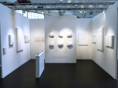 VOLTA 11 Art Fair ::: Basel, Switzerland III JONATHAN FERRARA GALLERY ::: booth B15, [Installation View]