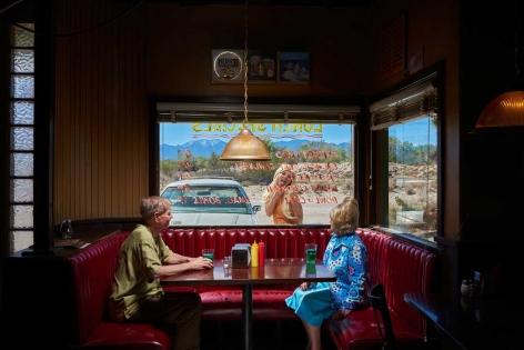 MATT HENRY  The Trip #13, 2015  archival pigment print  20.08h x 29.92w in