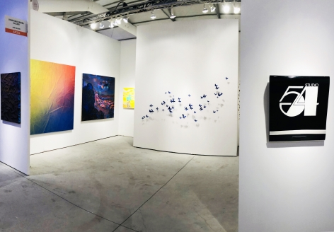 ART MIAMI 2018, STAND AM334