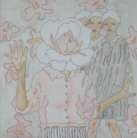 RUTH OWENS, Flower Girl, 2019