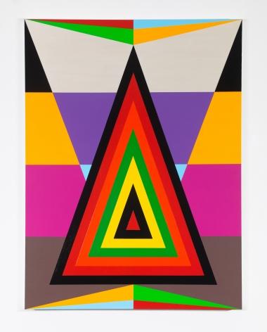 RICO GATSON, Untitled (The Mothership), 2021