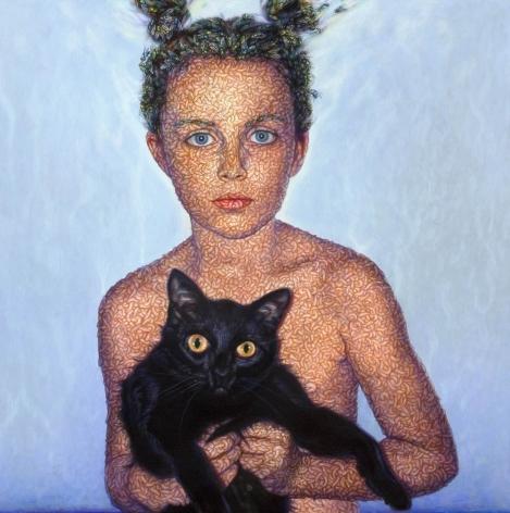 MARGARET MUNZ-LOSCH, Black Cat, 2009