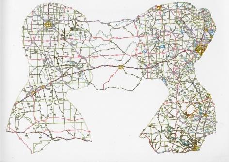 NIKKI ROSATO Untitled (Connections), 2014