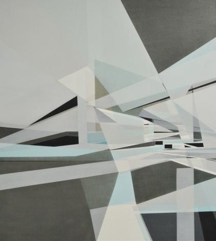 MARNA SHOPOFF, White Linen, 2015
