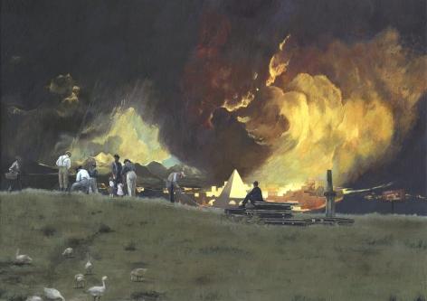 ADAM MYSOCK And Abraham looked toward Sodom and Gomorrah, and toward