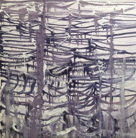 MARGARET EVANGELINE Purple Waves, 2012
