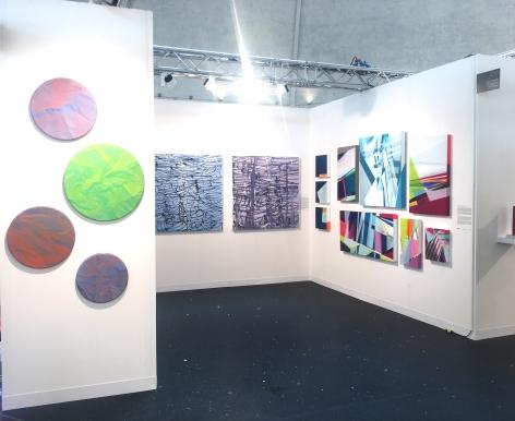 VOLTA12 Art Fair, Basel Switzerland ||| Booth C16
