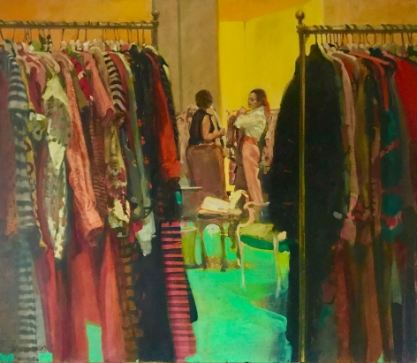 WILLIAM WOODWARD, Better Dresses, 1975