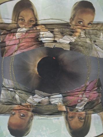 MONICA ZERINGUE Passengers, 2016