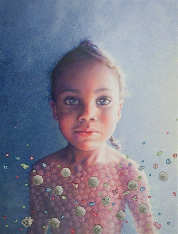 MARGARET MUNZ-LOSCH, Infinite and Infinitesimal, 2013