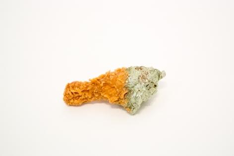 ARTEMIS ANTIPPAS, Chicken (green agate), 2014