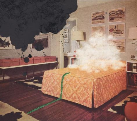 MONICA ZERINGUE Bedroom Distrubance, 2016