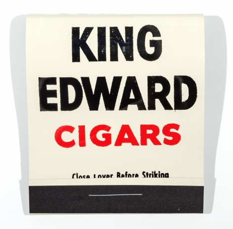 SKYLAR FEIN King Edward Cigars, 2015