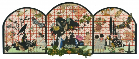 MICHAEL PAJON A Song, A Courtship, A Ritual, 2014