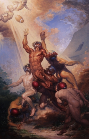 Michael Tole, The Apotheosis of the Old Gods, 2021
