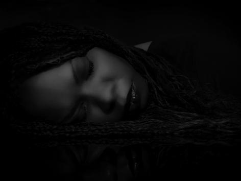 SONYA TANAE FORT, Sleeping Beauty, 2020