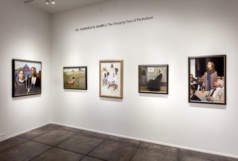 E2 - KLEINVELD & JULIEN, The Changing Face of Portraiture