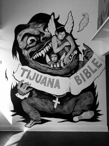 HUGO CROSTHWAITE Tijuana Bible Diablo, 2017