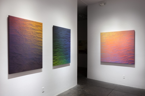 BONNIE MAYGARDEN ||| Saturation [Centre Gallery Installation View]