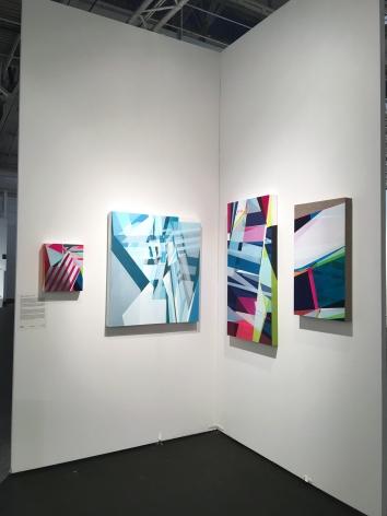 ART MARKET SAN FRANCISCOIII JONATHAN FERRARA GALLERY ||| booth 101