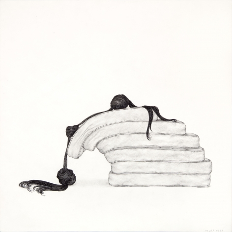 MONICA ZERINGUE, Three Knots, 2008