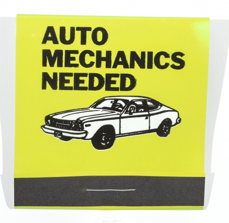 SKYLAR FEIN Auto Mechanics Needed, 2015