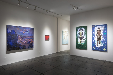 OSCILLATION: An Exhibition About Painting