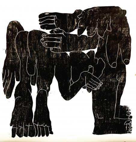 BARBARA KUEBEL, Centaur, 2020