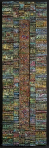 ANITA COOKE Textures of New Orleans I, 2012