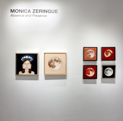 MONICA ZERINGUE |||Absence and Presence