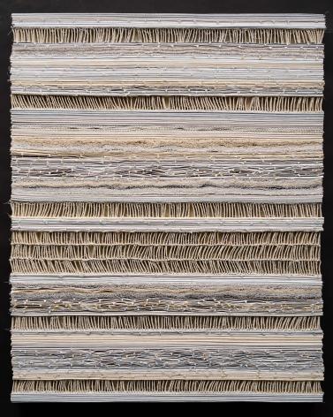 ANITA COOKE, Strata (Core Sample II), 2015