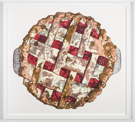 LAURA TANNER GRAHAM, The Whole Pie, 2020