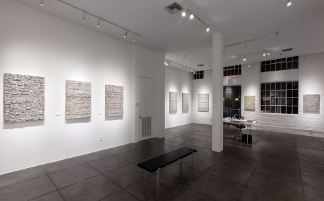 ANITA COOKE   STRATA [Main Gallery Installation View]