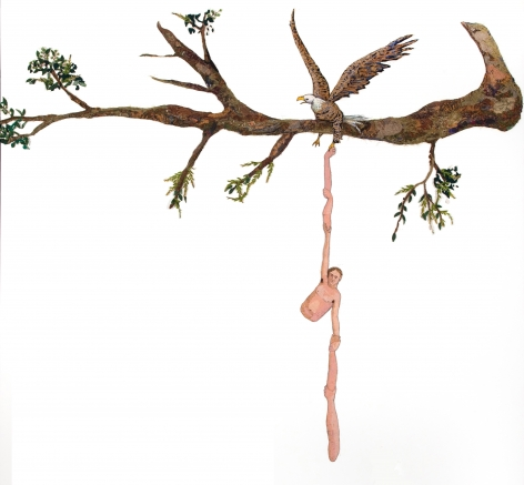 GINA PHILLIPS Treed, 2010