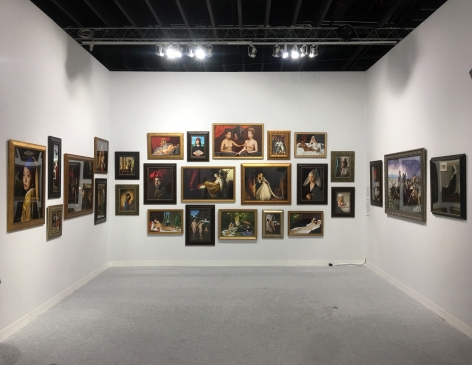VOLTA NY, booth A14 | Installation View