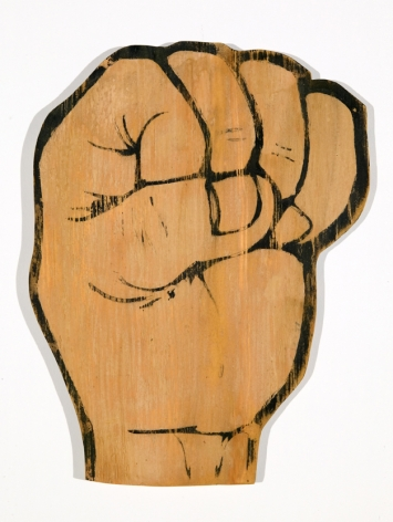 SKYLAR FEIN, Power Fist, 2008