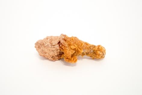 ARTEMIS ANTIPPAS, Chicken (copper), 2014