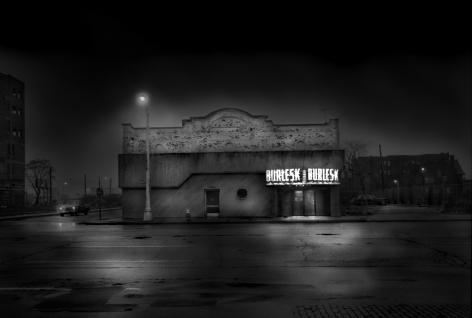 TERI HAVENS, Burlesk, Detroit, 1991
