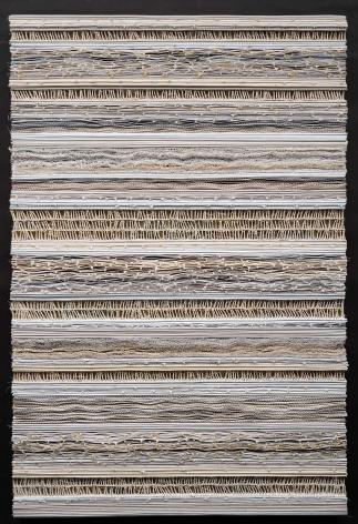 ANITA COOKE, Strata (Core Sample III), 2015