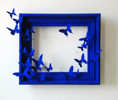 PAUL VILLINSKI, Mirror III,2014