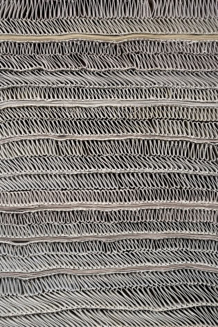 ANITA COOKE Strata (Back and Forth) [detail], 2015
