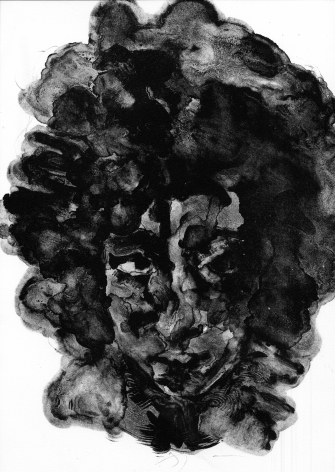 KATRINA ANDRY, Self-Portrait of a Black Woman II, 2008-2010
