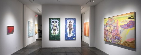 OSCILLATION:An Exhibition About Painting