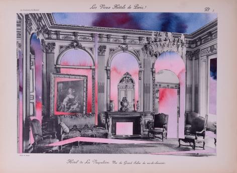 NURHAN GOKTURK The Grande Salon, 2017