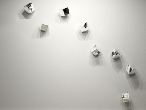 LORI COZEN-GELLER, Chatterboxes / Point of View, 2020