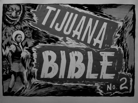 HUGO CROSTHWAITE, Tijuana Bible No. 2, 2017
